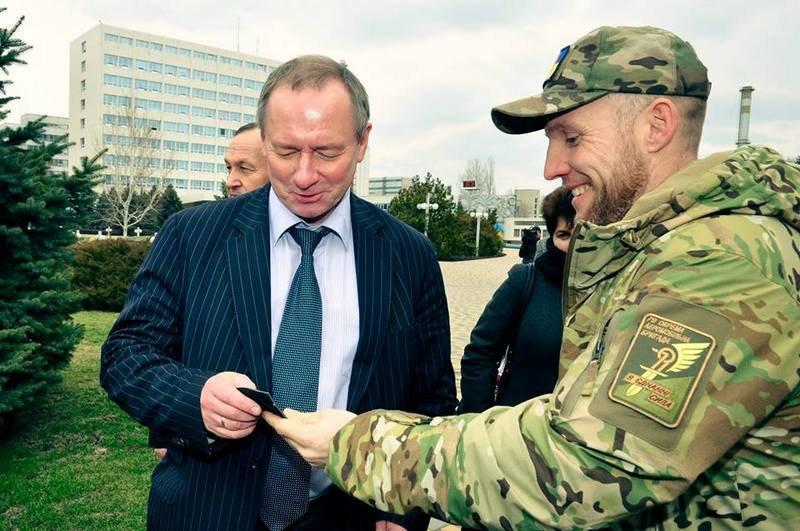Атомщики Южноукраинской АЭС передали николаевским десантникам 3 автомобиля (ФОТО) (фото) - фото 2