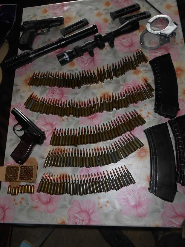 СБУ задержала милиционера, который готовился провести диверсантов в Мариуполь (фото) - фото 1