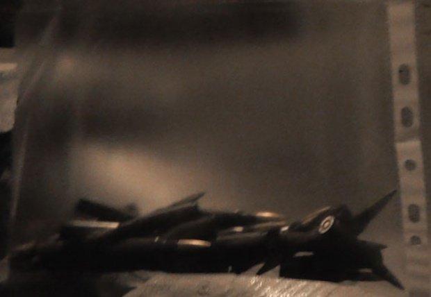 В Полтавской области остановлен автомобиль с арсеналом оружия (ФОТО) (фото) - фото 1