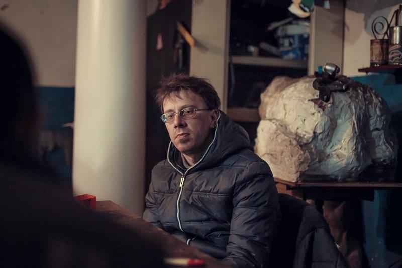 Скульптор Сергей Дементьев: «В этой никчёмности искусства происходят и ужасы, и события. И оно влияет, хотим мы или нет, на нашу жизнь», фото-7