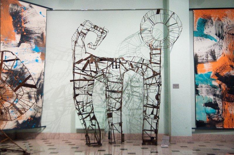 Скульптор Сергей Дементьев: «В этой никчёмности искусства происходят и ужасы, и события. И оно влияет, хотим мы или нет, на нашу жизнь» (фото) - фото 4