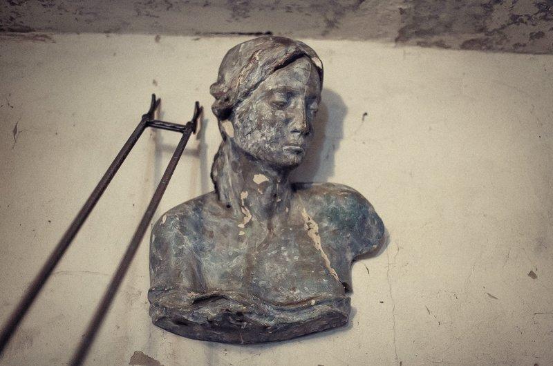 Скульптор Сергей Дементьев: «В этой никчёмности искусства происходят и ужасы, и события. И оно влияет, хотим мы или нет, на нашу жизнь», фото-6