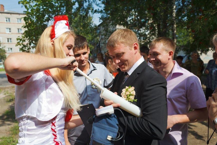 Все для свадьбы: Выкуп невесты (фото) - фото 1