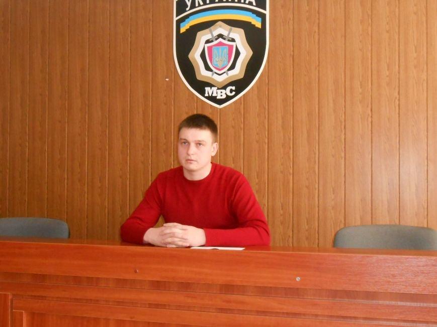 В Днепродзержинске на горячем поймали валютчика (фото) - фото 1
