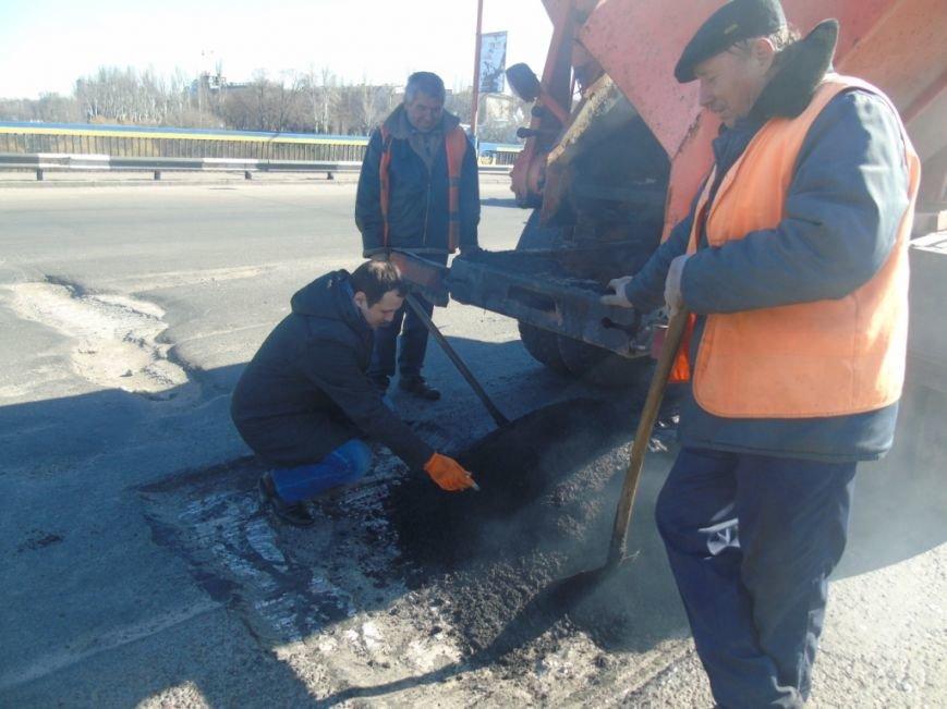 В Николаеве «латают» мосты (ФОТО) (фото) - фото 3