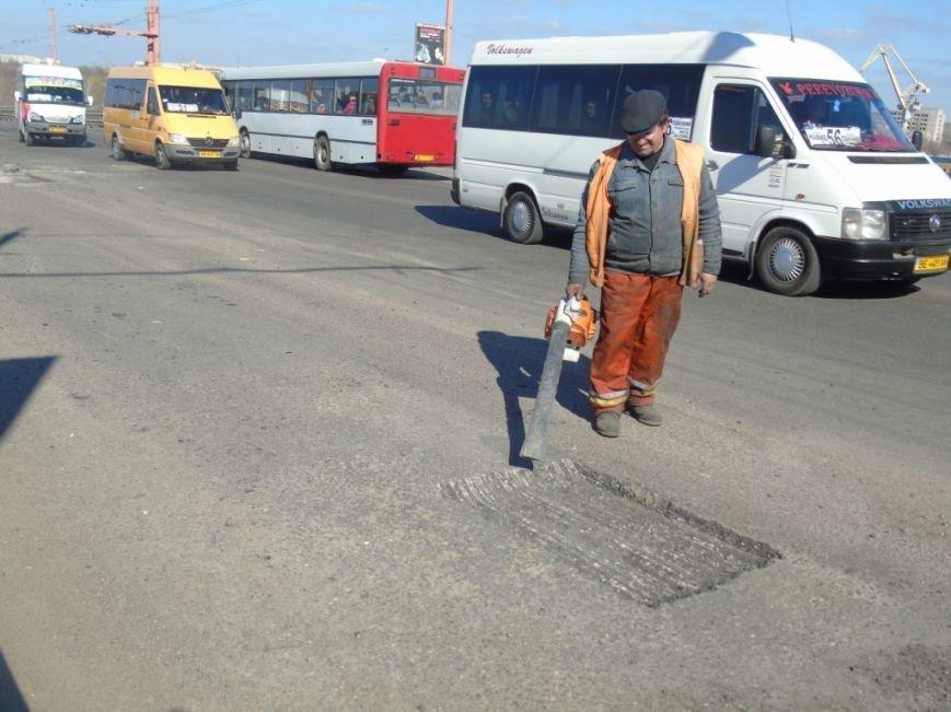 В Николаеве «латают» мосты (ФОТО) (фото) - фото 1