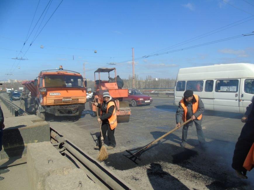 В Николаеве «латают» мосты (ФОТО) (фото) - фото 4