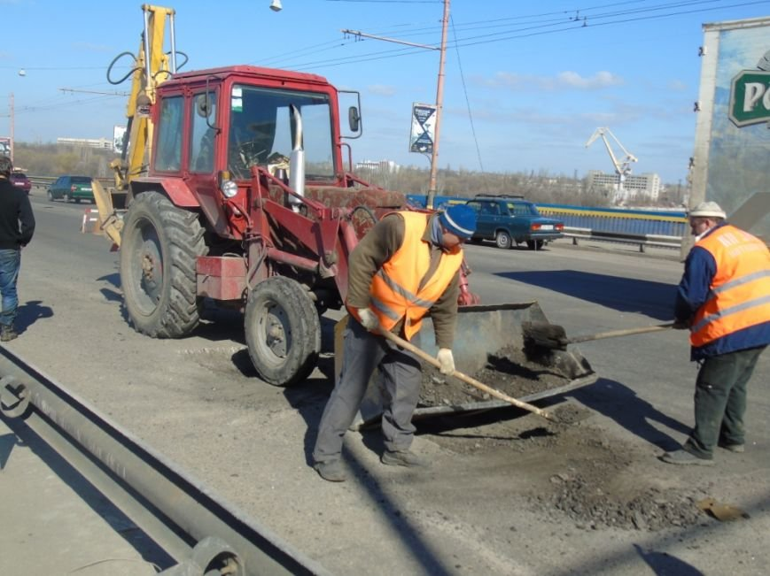 В Николаеве «латают» мосты (ФОТО) (фото) - фото 2