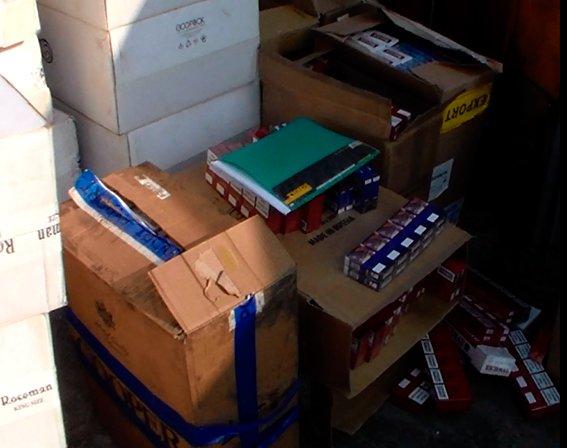 Милиция изъяла у николаевца контрафактных сигарет на 700 000 гривен (ФОТО) (фото) - фото 2