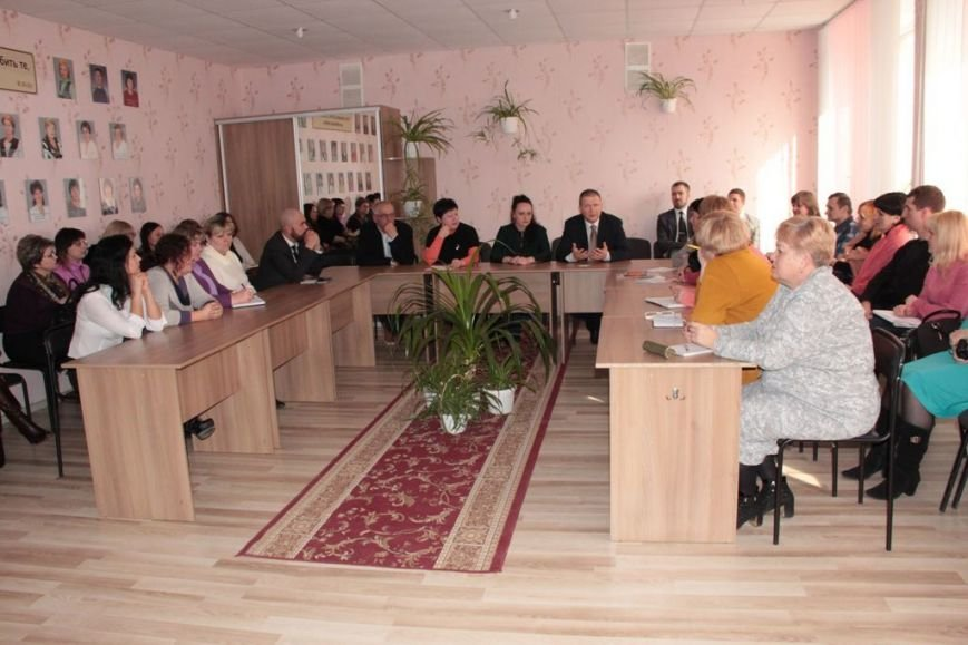 Керівники полтавських гімназій та шкіл