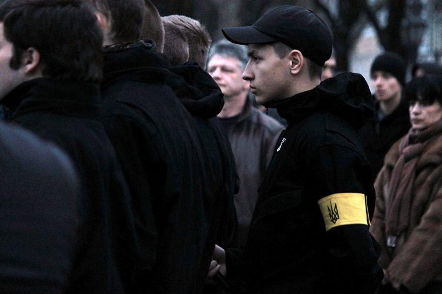 40 дней со смерти героев: в Одессе помянули  «азовцев» (фото) - фото 2