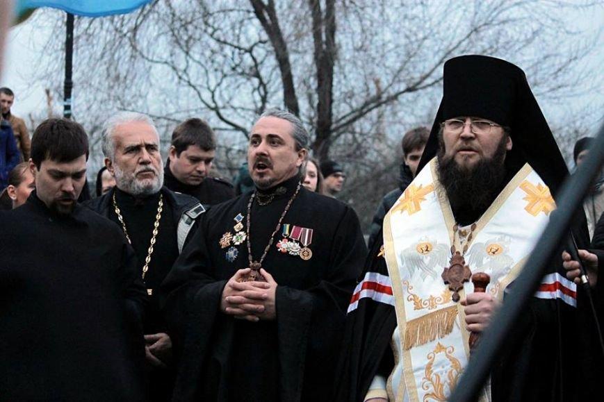 40 дней со смерти героев: в Одессе помянули  «азовцев» (фото) - фото 3