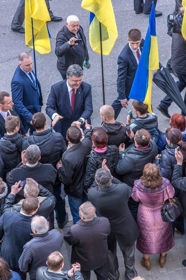 порошенко в днепре21