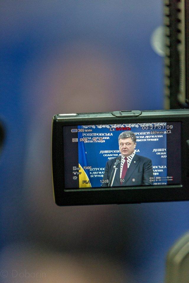 порошенко в днепре14