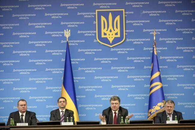 Порошенко представил нового главу Днепропетровской ОГА, фото-2