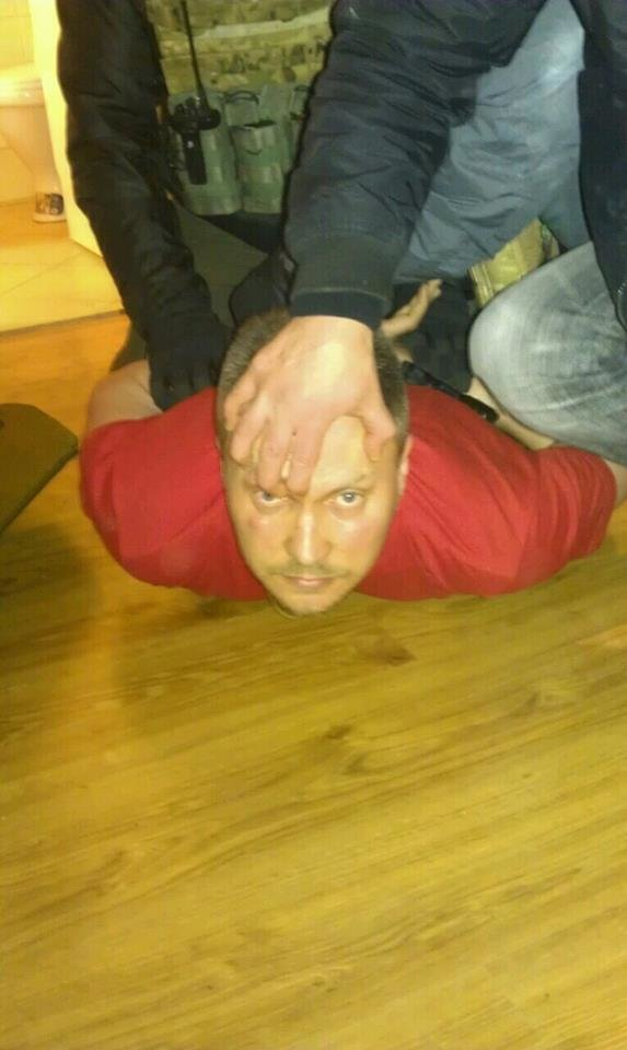 Убийца сотрудника СБУ задержан, - Порошенко (ФОТО), фото-1