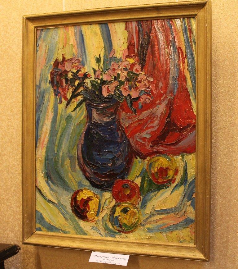 «Краски времени»: артемовский художник прожил целую жизнь в картинах, фото-3