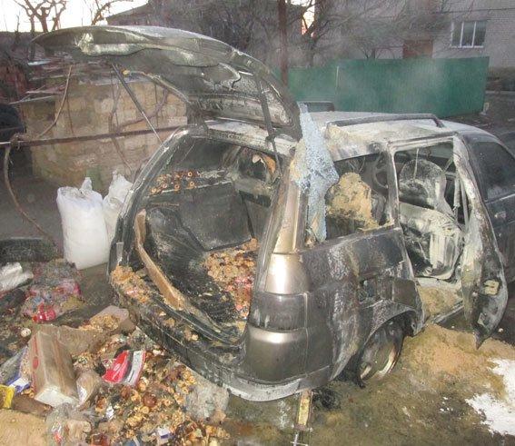 В запорожской области задержали поджигателя автомобилей (ФОТО) (фото) - фото 1