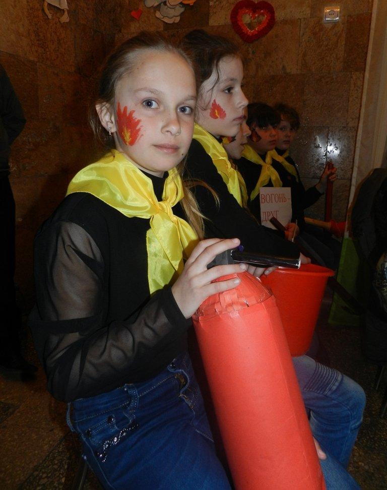 В Херсоне прошел районный этап Всеукраинского фестиваля дружин юных пожарных (фото) (фото) - фото 4