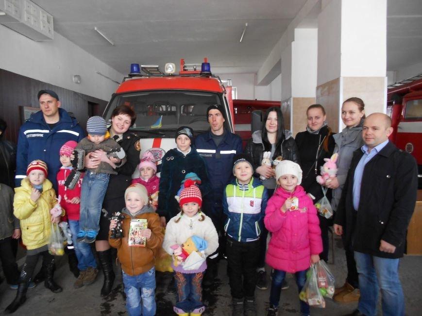 Херсонская область: цюрупинские спасатели - детям переселенцев (фото) (фото) - фото 3