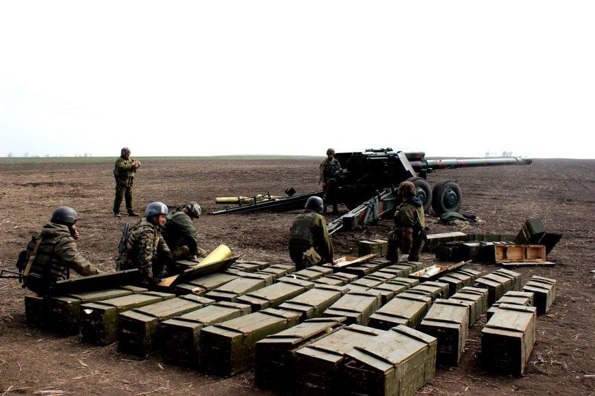 Защитники Мариуполя уничтожили врага из «Гиацинта» (ФОТОРЕПОРТАЖ), фото-1