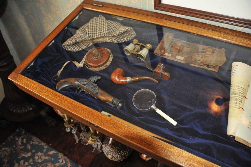 25 лет назад открылся музей Шерлока Холмса (фото) (фото) - фото 3