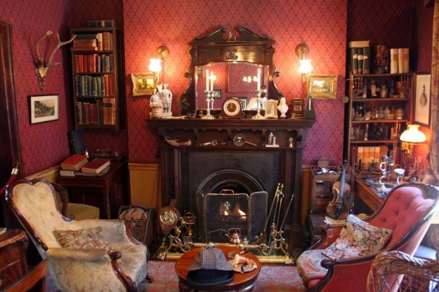 25 лет назад открылся музей Шерлока Холмса (фото) (фото) - фото 2