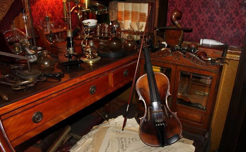 25 лет назад открылся музей Шерлока Холмса (фото) (фото) - фото 5