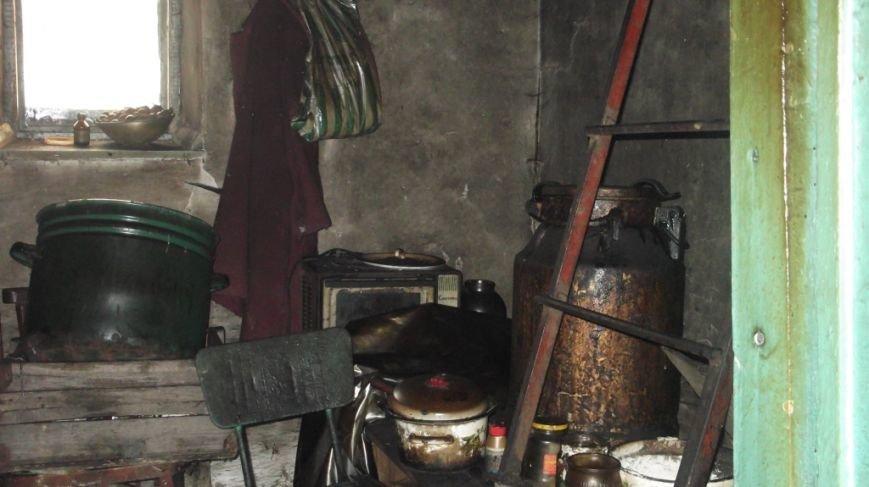 В Запорожской области на пожаре погиб 85-летний пенсионер (фото) - фото 2