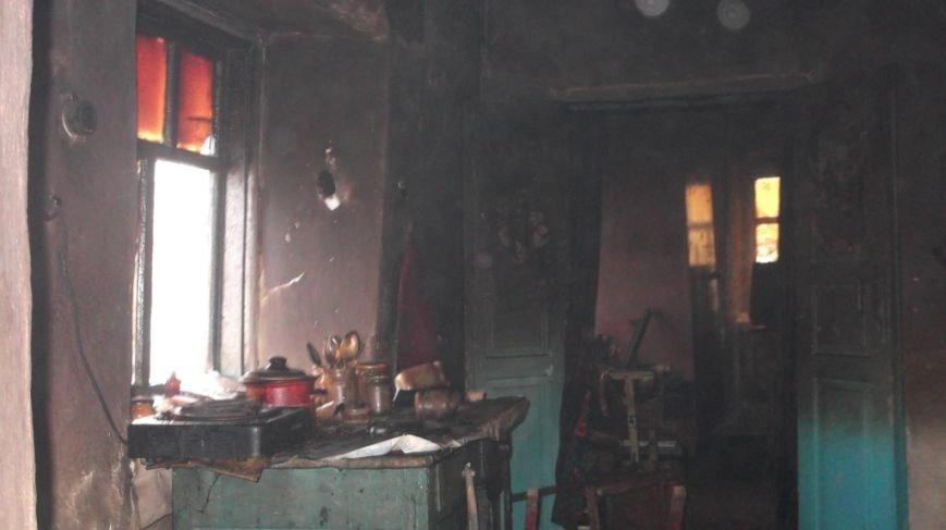 В Запорожской области на пожаре погиб 85-летний пенсионер (фото) - фото 1