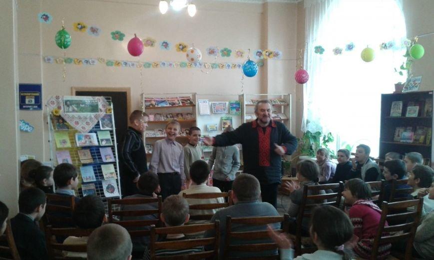 В Краматорську побував Сашко Лірник, фото-1