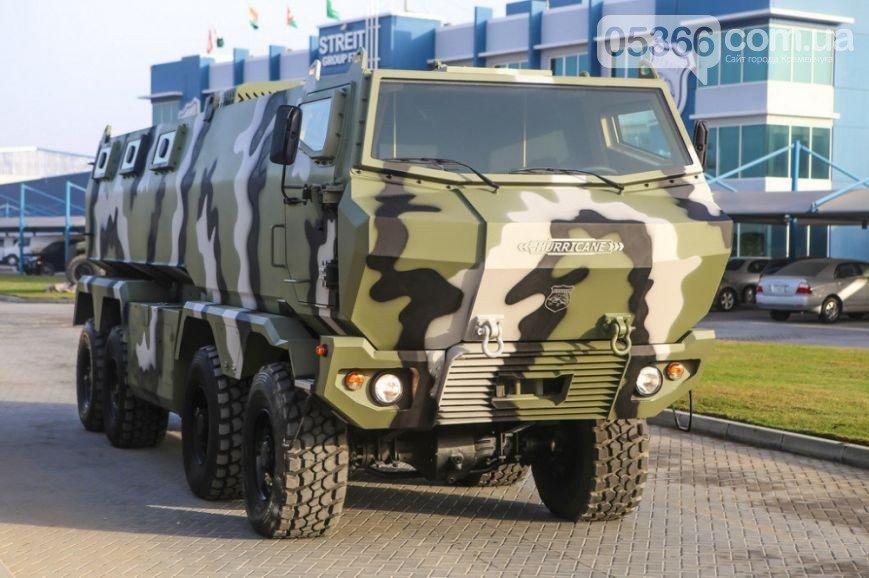Не все броневики производства «КрАЗ» вернулись домой из Арабских Эмиратов - «Фиону» купили прямо на выставке (фото) - фото 2