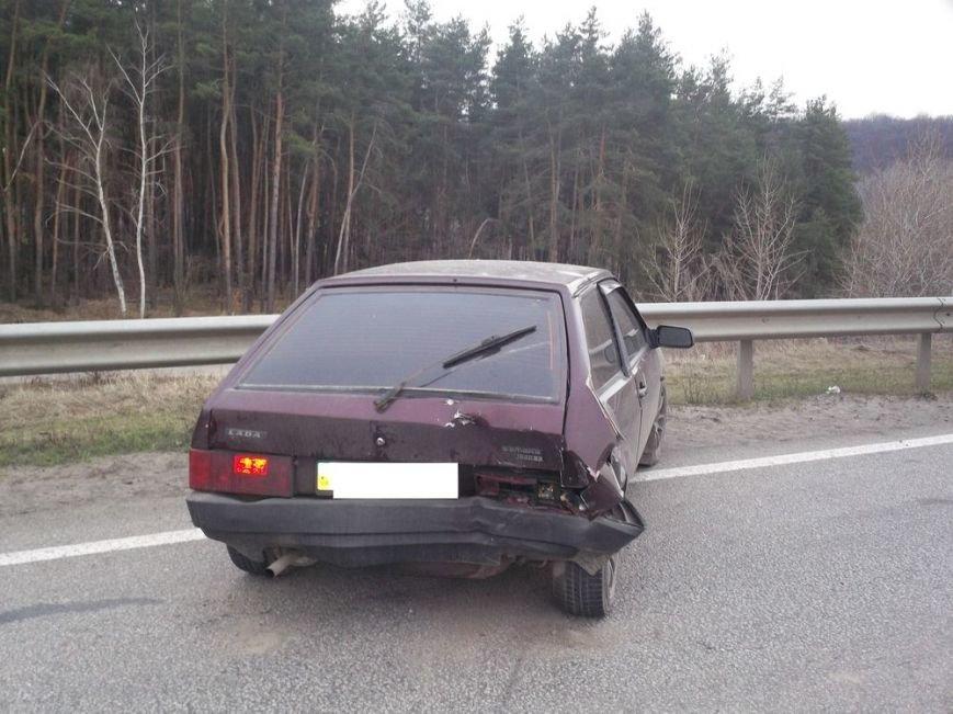На окружной крупное ДТП: столкнулись четыре автомобиля (ФОТО), фото-2