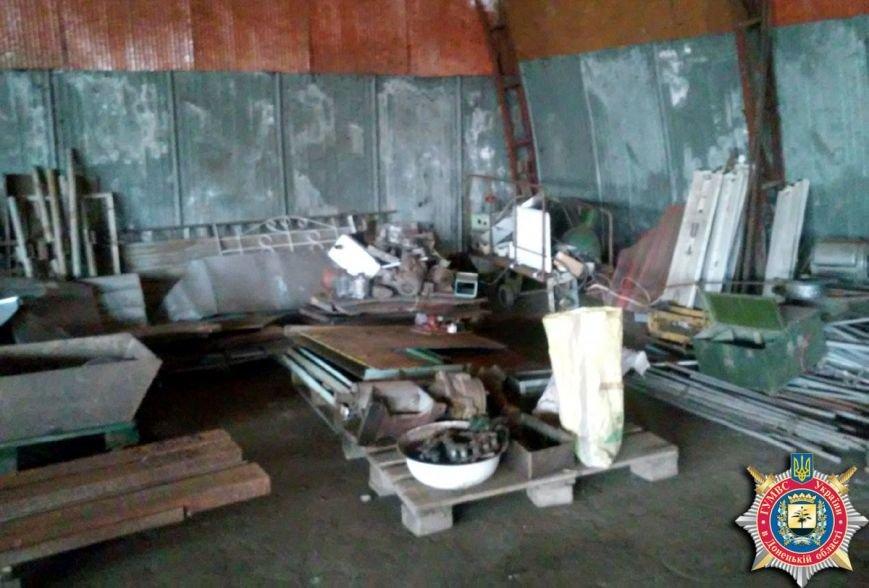 В Артемовске изъяли 13 тонн «нелегального» металла, фото-3