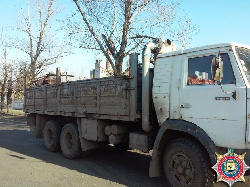В Артемовске изъяли 13 тонн «нелегального» металла, фото-1