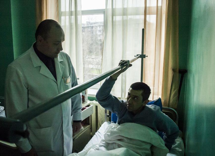В новом оперблоке Запорожской горбольницы врачи поставили на ноги уже 12 пациентов (ФОТОРЕПОРТАЖ), фото-12