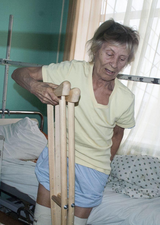 В новом оперблоке Запорожской горбольницы врачи поставили на ноги уже 12 пациентов (ФОТОРЕПОРТАЖ), фото-10