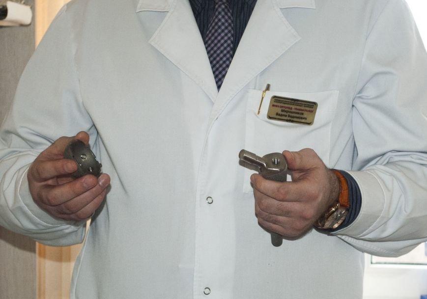 В новом оперблоке Запорожской горбольницы врачи поставили на ноги уже 12 пациентов (ФОТОРЕПОРТАЖ), фото-5