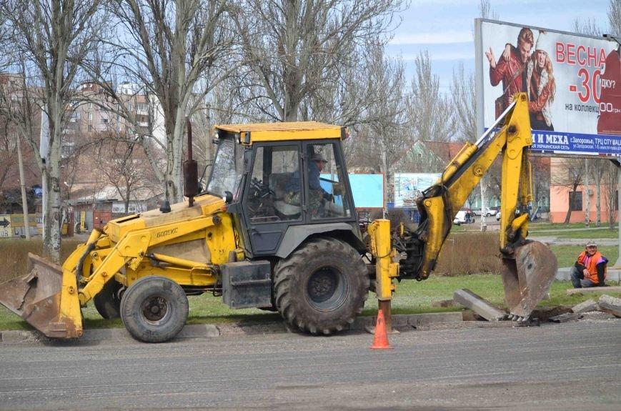 В Запорожье начался весенний ремонт дорог (ФОТО), фото-3