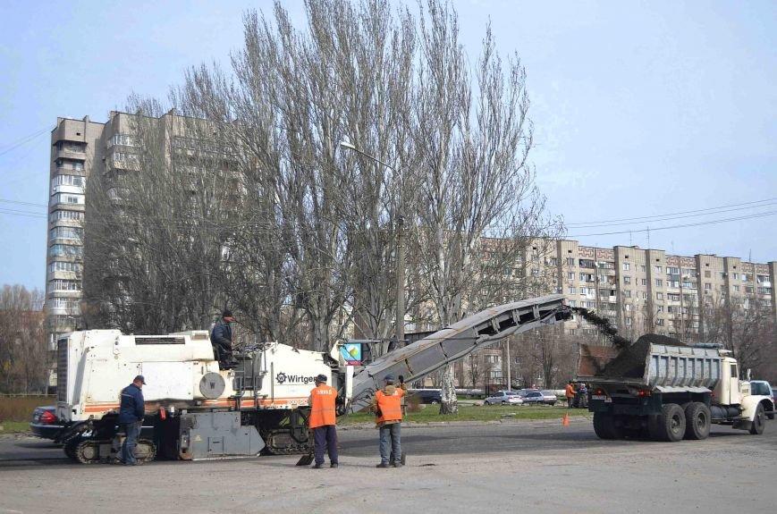 В Запорожье начался весенний ремонт дорог (ФОТО), фото-5