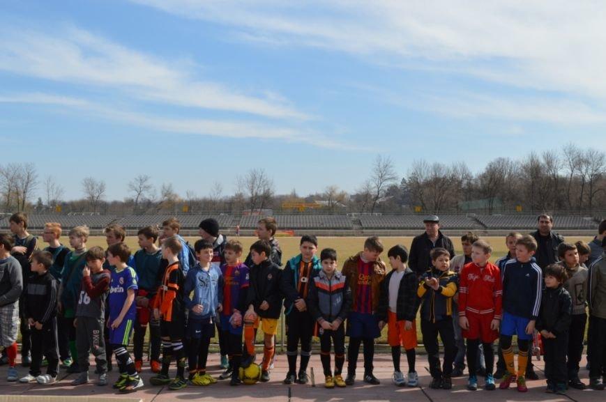 При поддержке металлургов в Енакиево состоялся турнир юных футболистов, фото-3