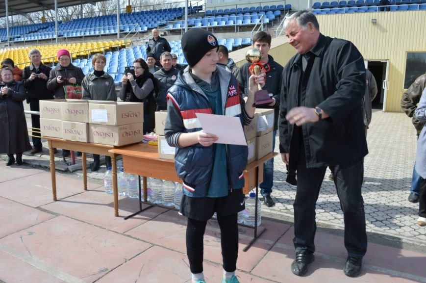 При поддержке металлургов в Енакиево состоялся турнир юных футболистов, фото-4