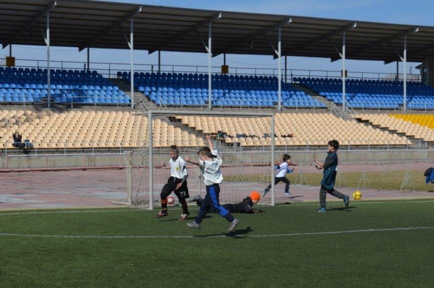 При поддержке металлургов в Енакиево состоялся турнир юных футболистов, фото-1