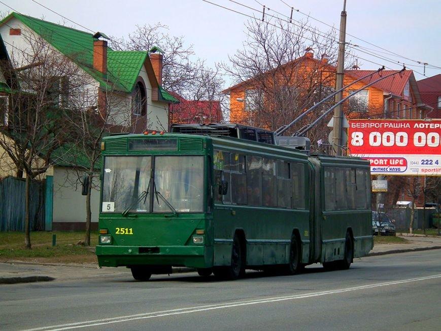 Киев должен разработать единый вид общественного транспорта, - советник министра (фото) - фото 1