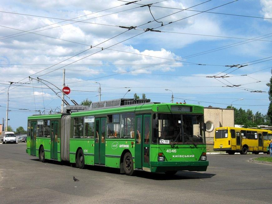 Киев должен разработать единый вид общественного транспорта, - советник министра (фото) - фото 2