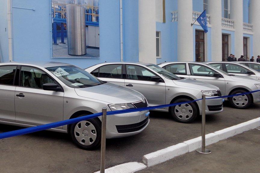 Автомобили для молодых сотрудников ТМК