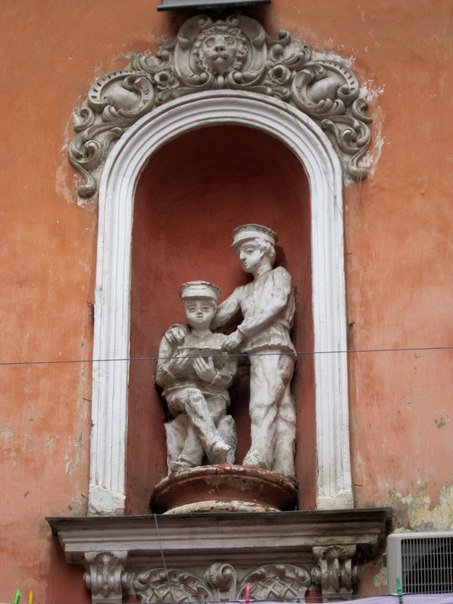 Одесса incognita: Загадочная история одного дома и одного «бетонно-мазаичного заведения» (ФОТО) (фото) - фото 3