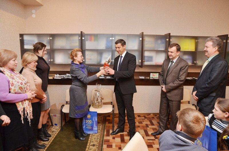 Черкаська гостинність вразила гостей із Лисичанська (фото) - фото 7