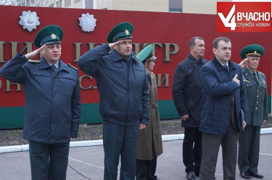У Черкасах зустріли прикордонників з АТО (фото) - фото 3