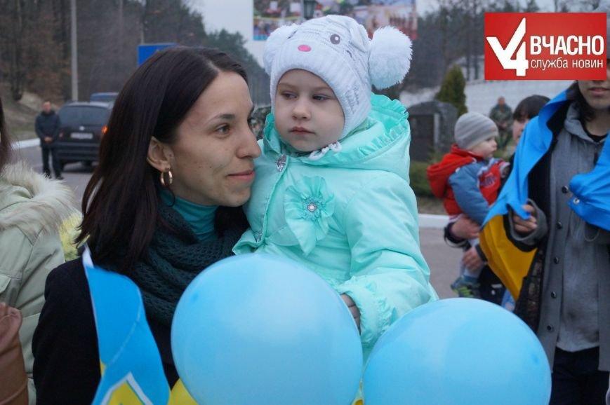 У Черкасах зустріли прикордонників з АТО (фото) - фото 8